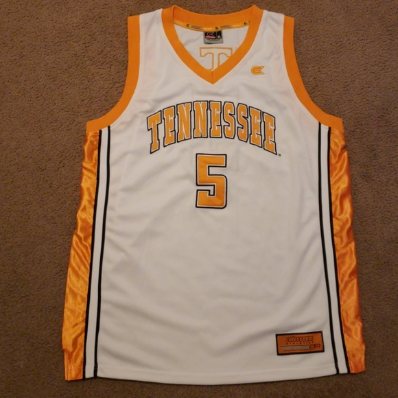 4bd113bf392a Colosseum Other - UT University Tennessee Vols Basketball Jersey XL